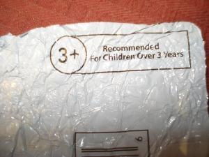 Choco Treasure Label