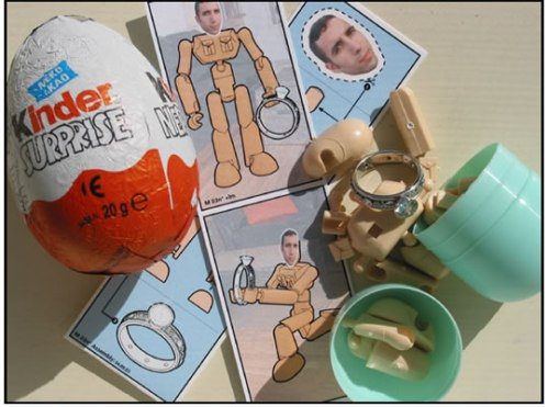 Kinder Egg proposal